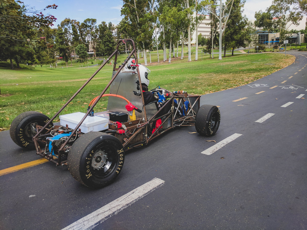 UCI FSAE Electric 'Joule'