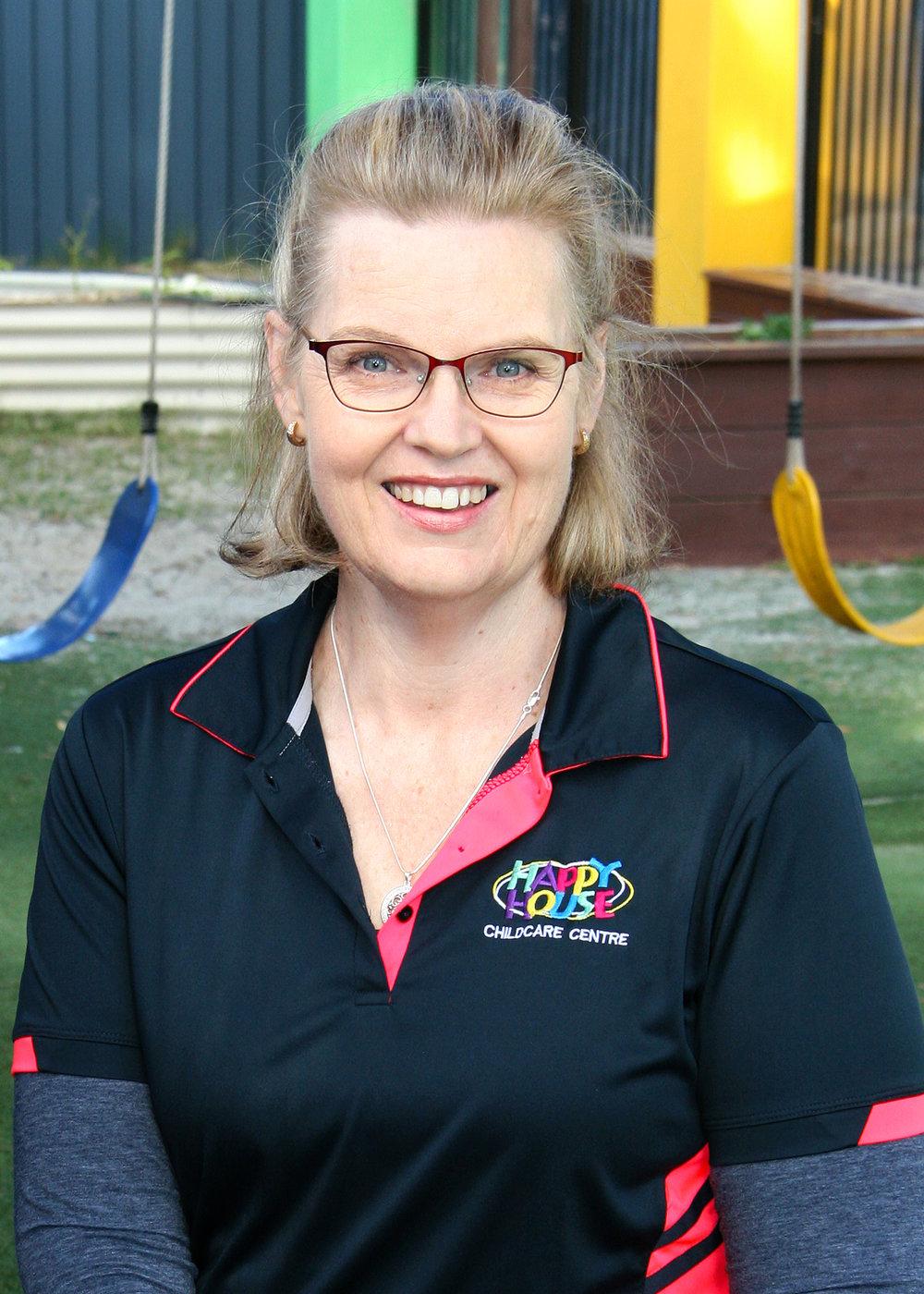 Miss Annette, Centre Director