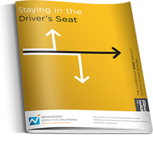 Staying in the Driver's Seat  Get your life back in sync to get more of what you want personally and professionally.   You will learn how to:  Get control over your work hours, so they're not controlling you  Get more work done in less time  Take care of yourself without taking a lot of time  Give yourself a boost of energy any time you need it