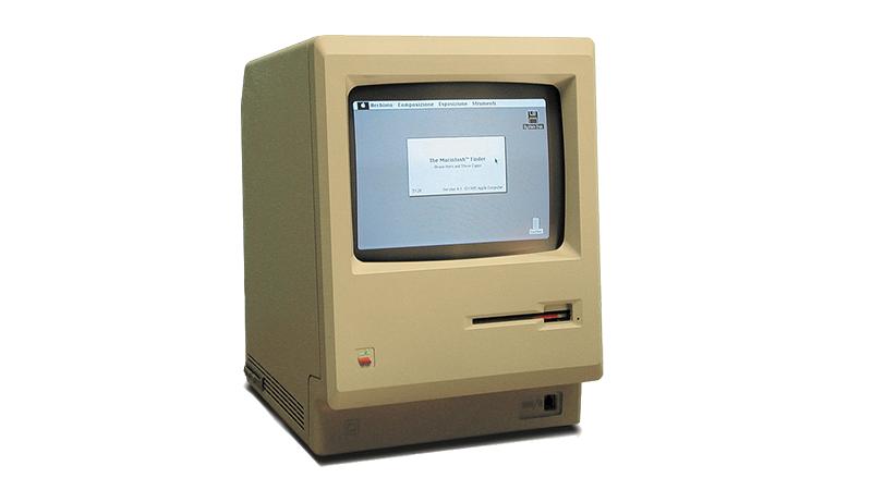 苹果公司出品的 Mac 是桌上型出版革命的要角