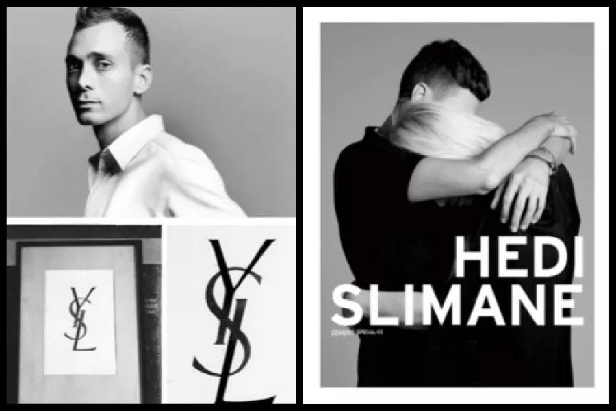 《 PPAPER 》杂志与时尚鬼才 Hedi Slimane  跨界合作独家摄影集