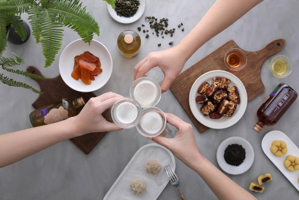 《丨龙团》希望茶文化能有新的气象。