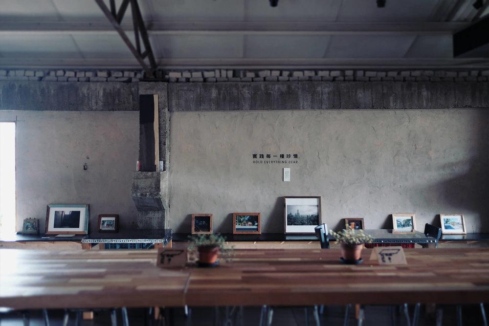 二楼餐饮空间也以减少耗材、零废弃为目标。