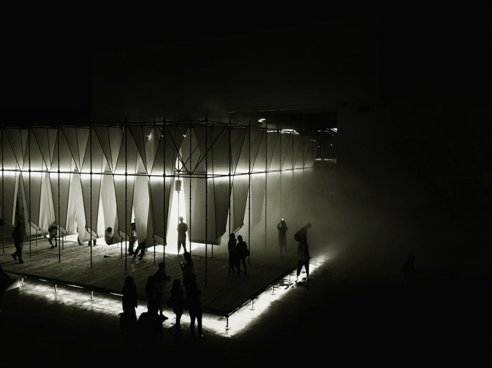 """""""供雾所Mist Encounter"""",2017,摄影:余咨颖,© 偶然设计+陈冠玮建筑师事务所"""