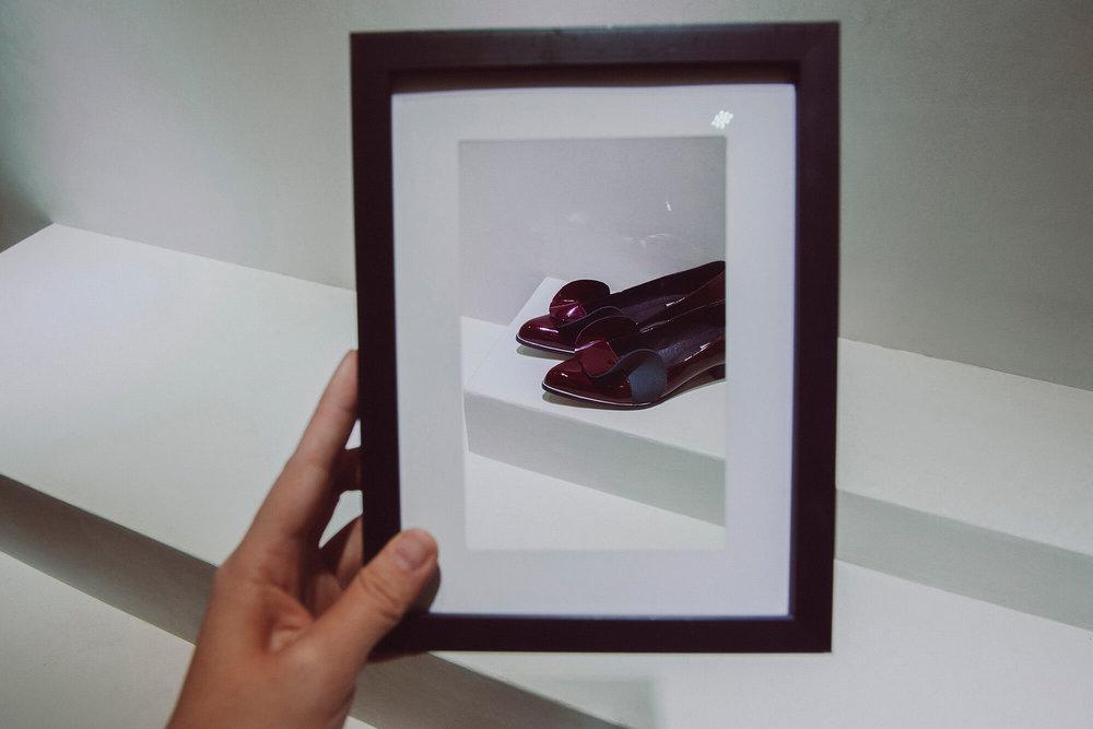 ZOODY的鞋面设计上常呈现立体造型。
