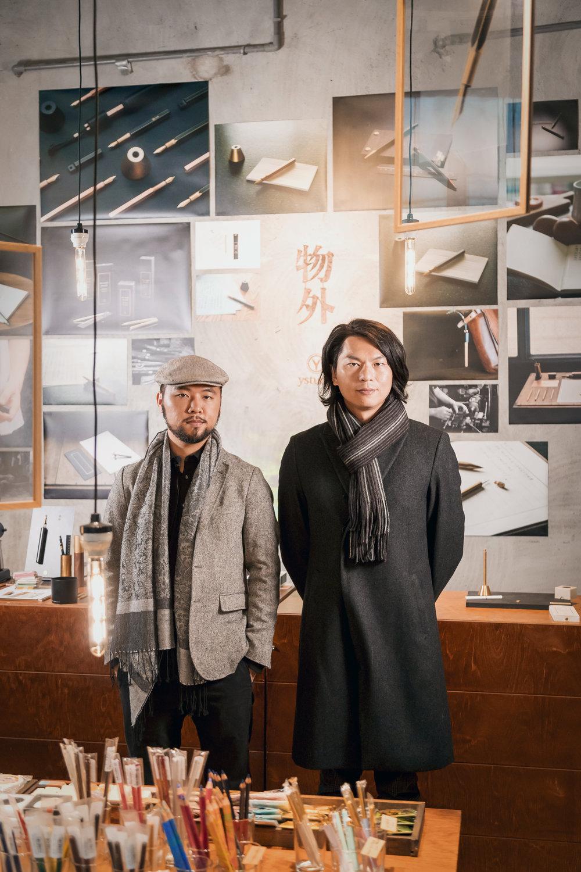 杨格与廖宜贤个性互补,联手创立的品牌也处处可见两人理性与感性兼具的因子
