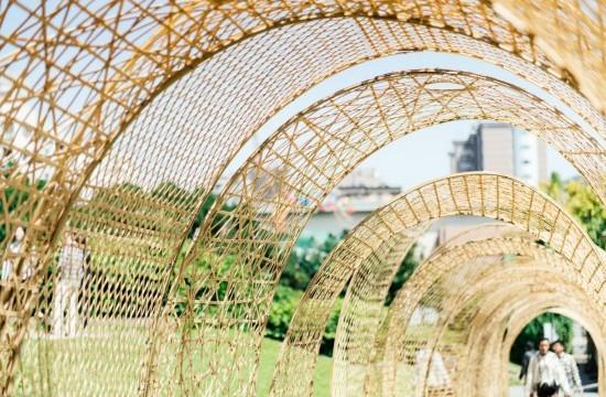 "2018年粉乐町以""城市表情""作为策展主题 ©Fubon Art Foundation"