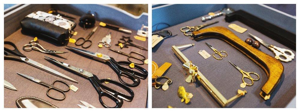 旅行或是出差至不同国家,Karen都会特地去找工具店,认识属于当地的特有产品。