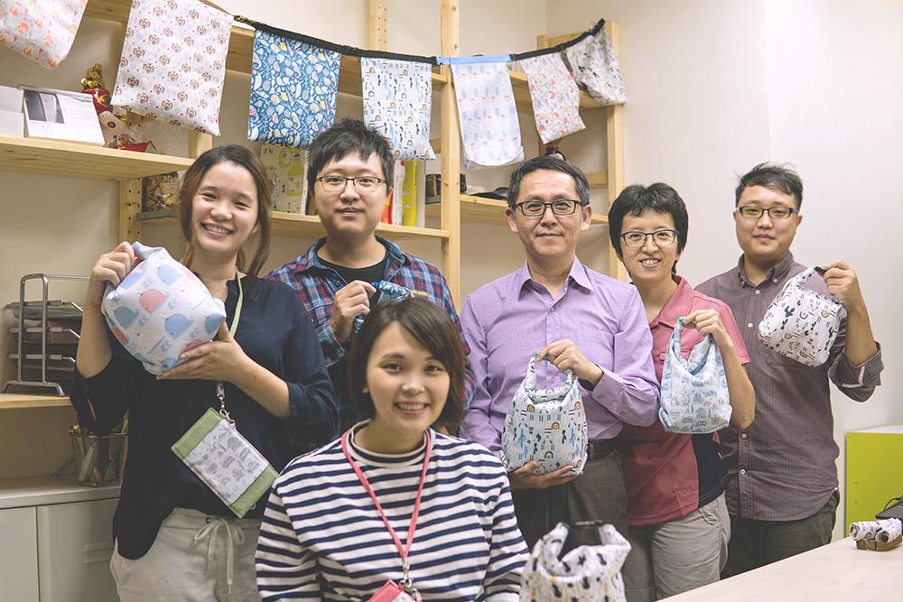 OFoodin 好食袋提案团队包含 Onor Design、基智有限公司。摄影:jie
