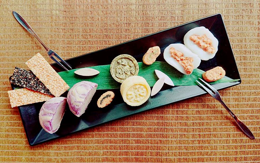 进驻西本愿寺轮番所经营的四年来,不断调整步伐,提供简单的茶点和蔬食料理来符合消费者的需求。