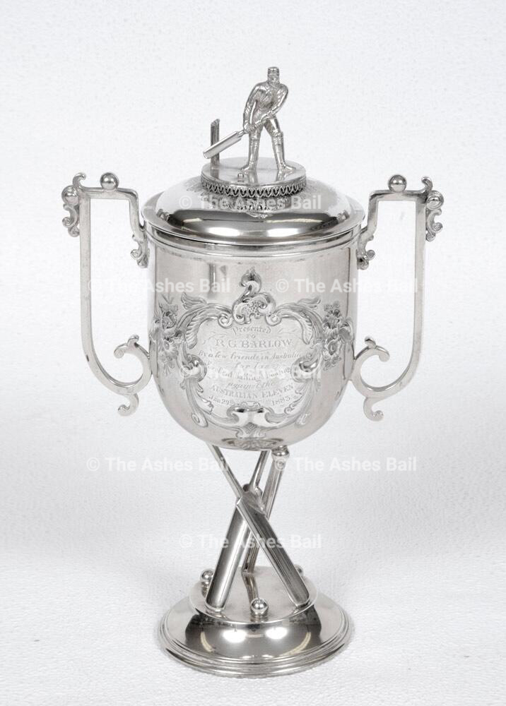 Barlow Trophy, 1883