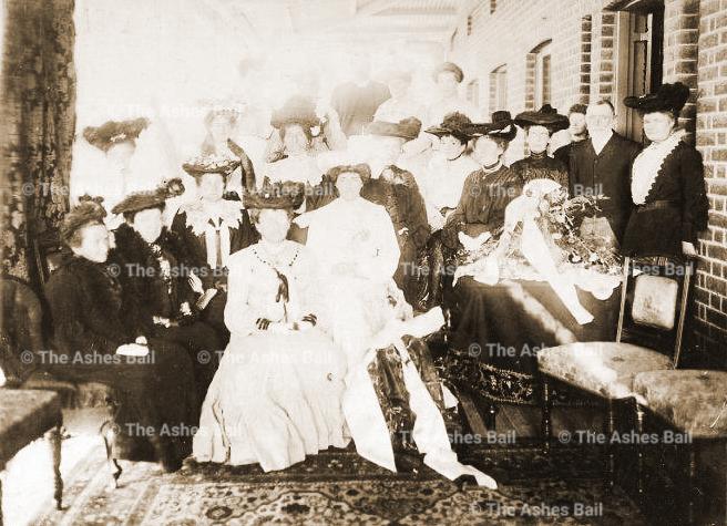 Lady Darnely Beechworth Reception