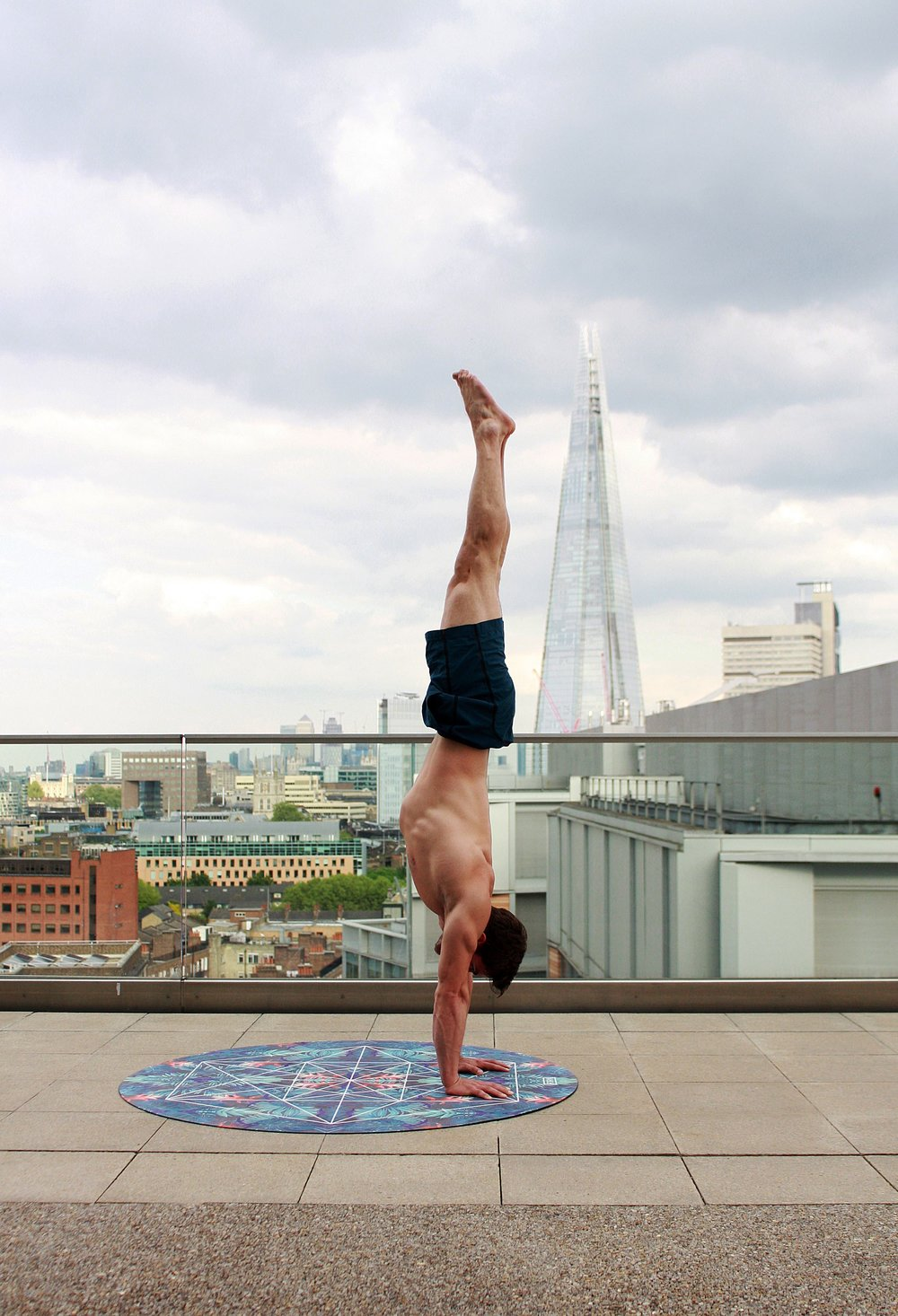 Male Yogis on the Rise