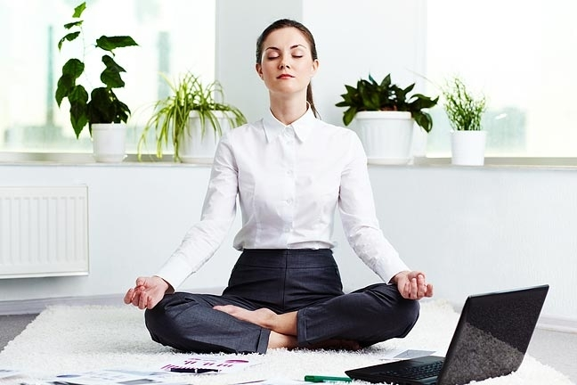Zen at Work, Image from You Beauty
