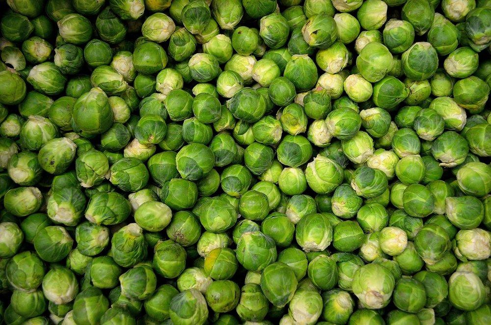 Vegan brussel sprouts recipe