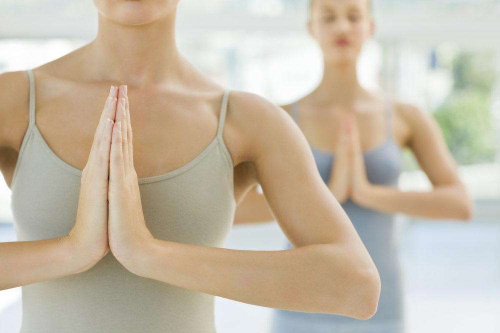 Yoga for Fertility, photo courtesy of That Yoga Place