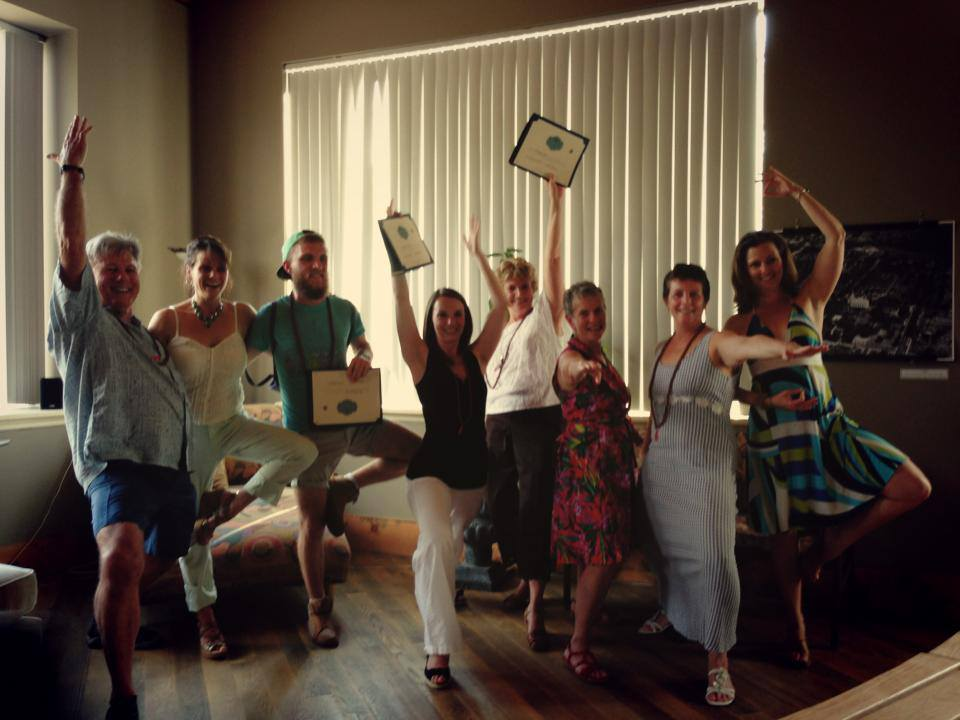 200 Hour Yoga Teacher Training Graduates