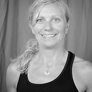 Leslie Simionescu  | Yoga Instructor, Yen Yoga & Fitness in Traverse City, Michigan.
