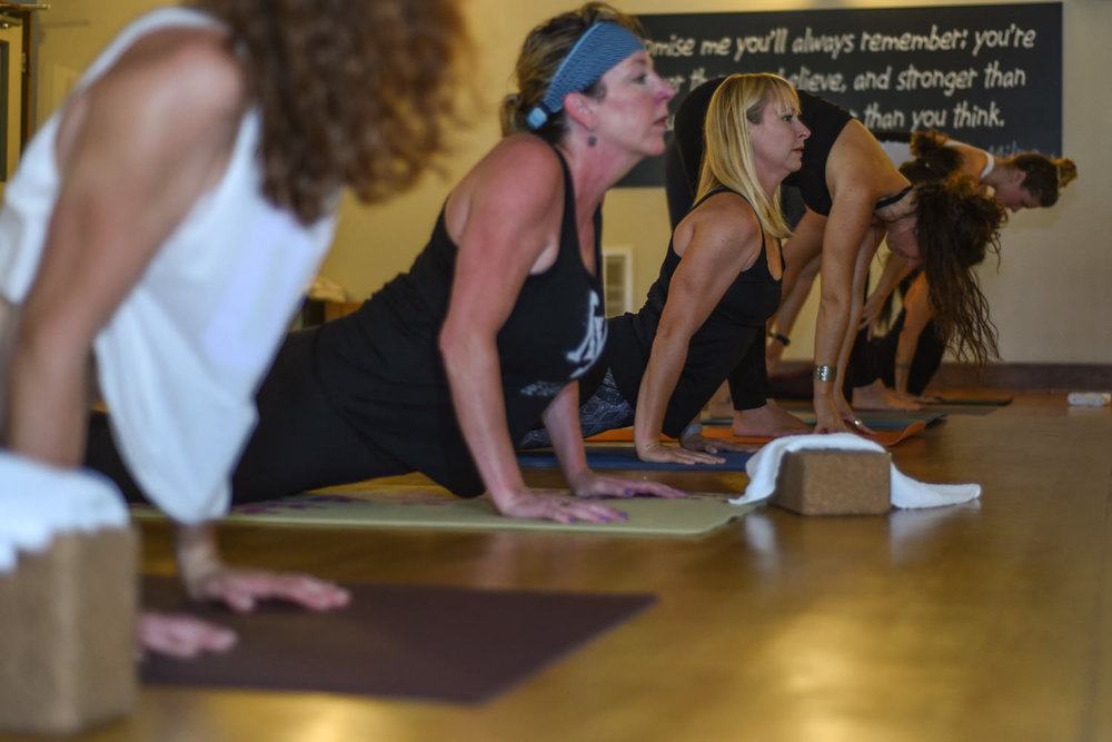 We'll craft sequences that promote opening and relaxation, as well as balanced energy flow. -