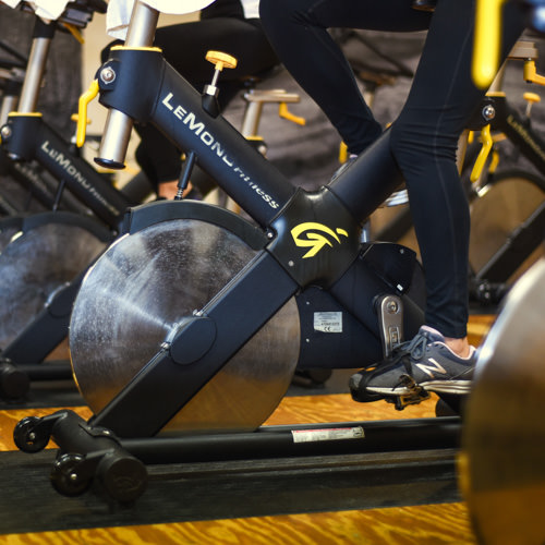 Cycle + Sculpt - 55 minutes of cardiovascular training with indoor cycling is followed by 30 minutes of strength training, targeting all major muscle groups before a well deserved stretch.