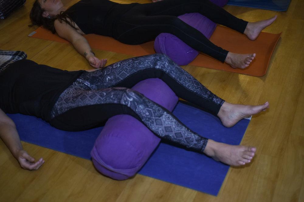 Yoga Nidra Teacher Training -