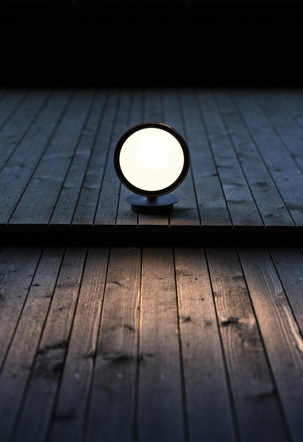 Belysning  - Riktig lyssetting skaper en spennende fasade
