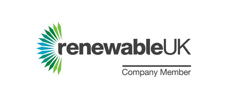 Renewable UK Company Member logo
