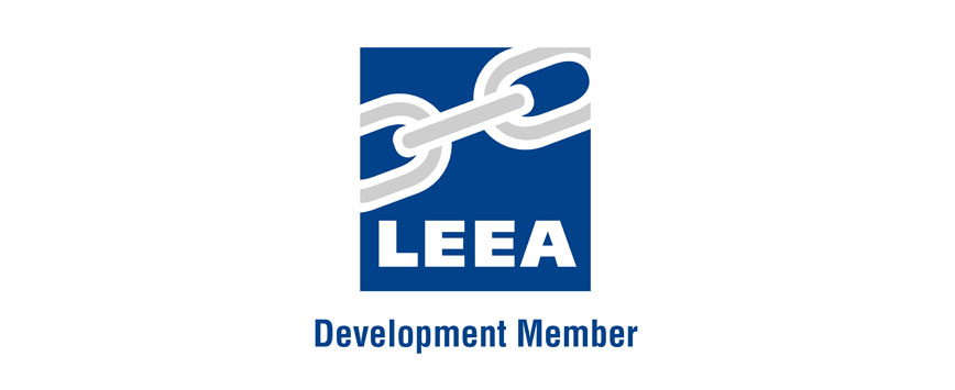 LEEA Development Member logo