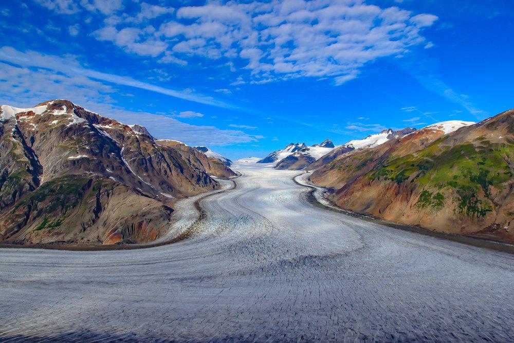 Salmon Glacier.