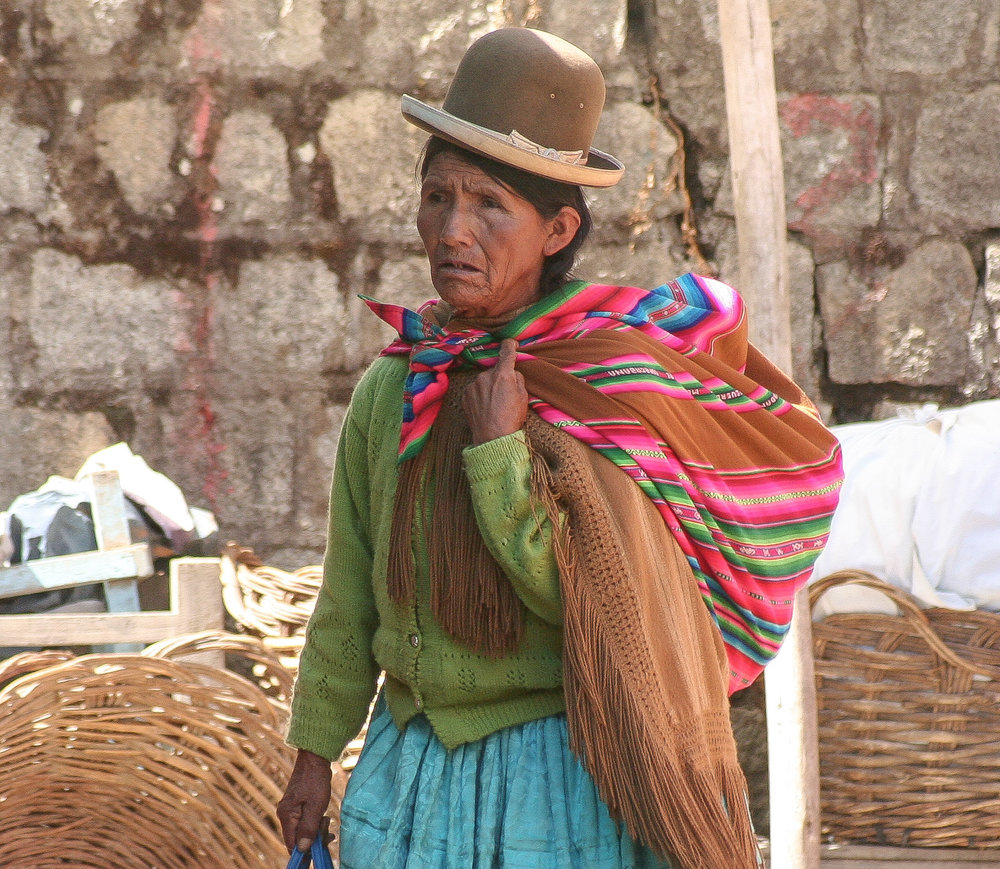 SORATA, PERU.