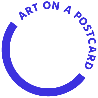Art on a Postcard
