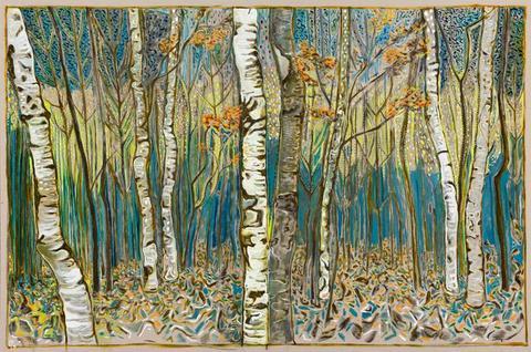 Billy Childish, Birch Wood