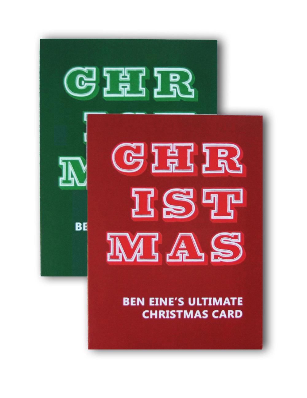Ben Eine Christmas Card 1.jpg