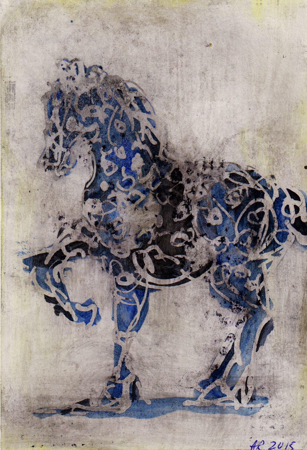 Alicia Rothman - Blue Horse .jpg