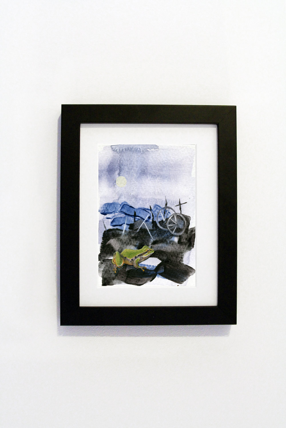 Blue Frog Black Frame.jpg
