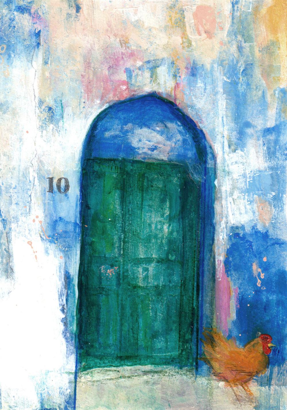 Janet Archer - Italian Door.jpg