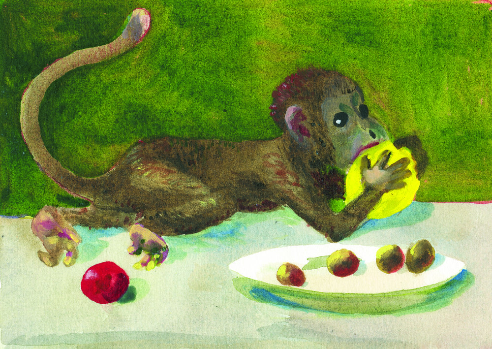 Charles Williams - Lying Monkey.jpg