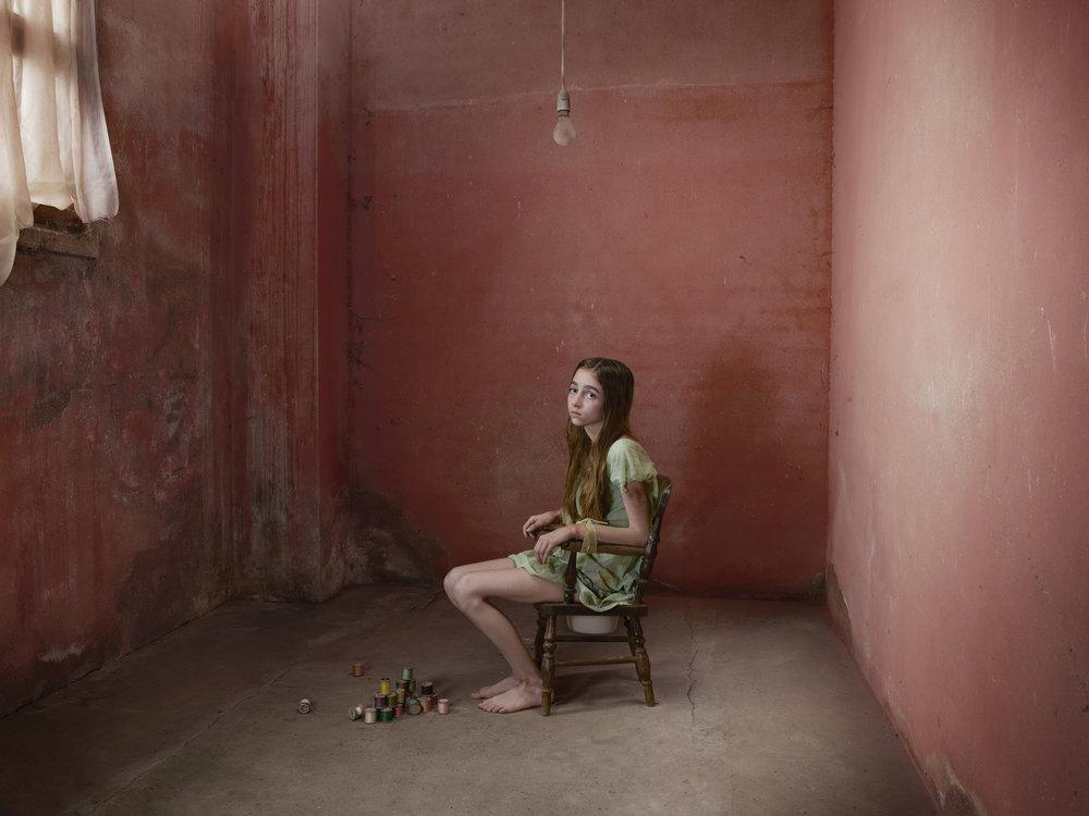 Genie, USA, 1970  - Julia Fullerton-Batten