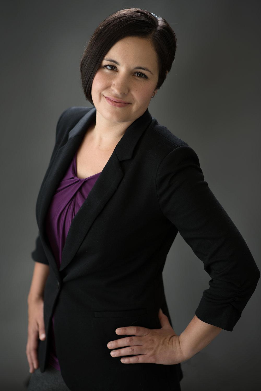Kaitlin Littlechild Editor