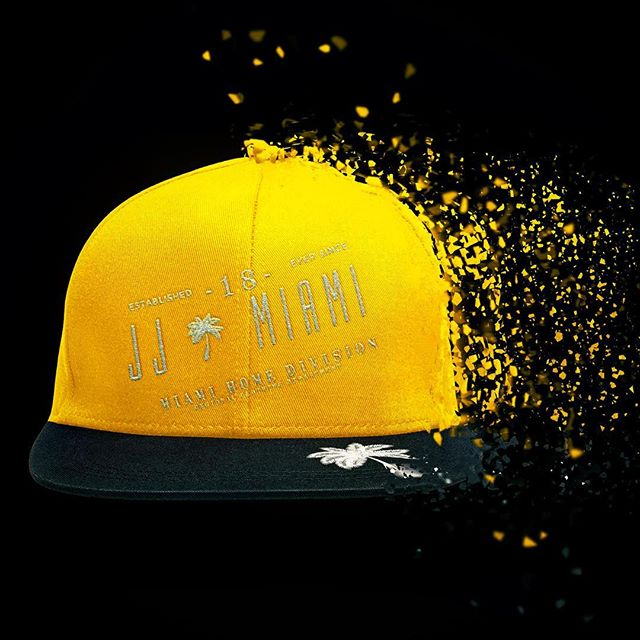 Time to bring out the caps. #snapback #jjmiami