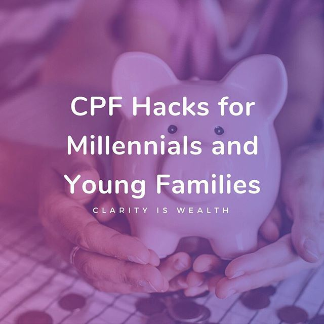 You probably know what the CPF is all about, but are there ways you can fully leverage and maximize the benefits that CPF can bring to you and your family? Check out our latest blog post on our website! Link in bio 💜 #ivegotclarity