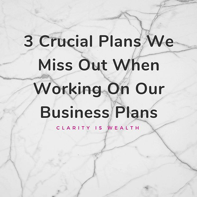 Sound personal finances are just as crucial as good business finances. Although the business is both the lifeblood and lottery ticket for entrepreneurs, it is imperative to plan for the future and actively following the plan. Here are three things entrepreneurs ought to think about, on top of the business ideas and business expansion plans. Link in bio! 💜