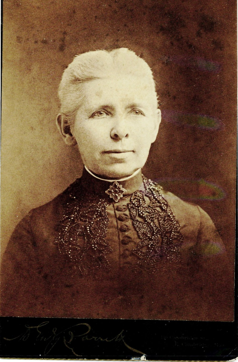 Augusta Cheney was Natick's leader in the pursuit of women's rights in the 19th century. She was a suffragette who had a nationwide reputation.  Click here for more details.