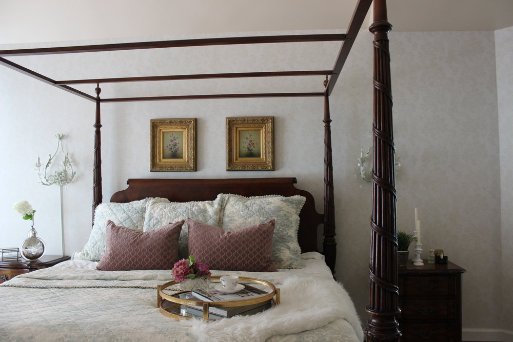 CLASSICAL BEDROOM - EDEN, NEW YORK