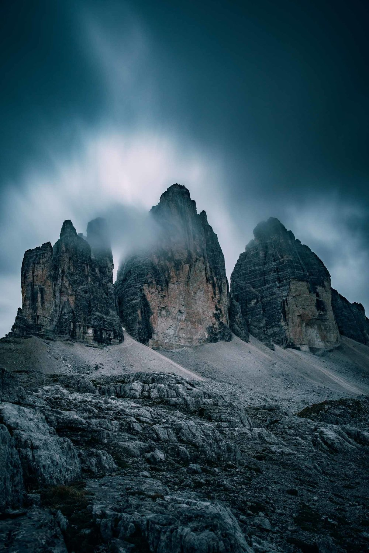Tre Crime Di Lavaredo, Italy