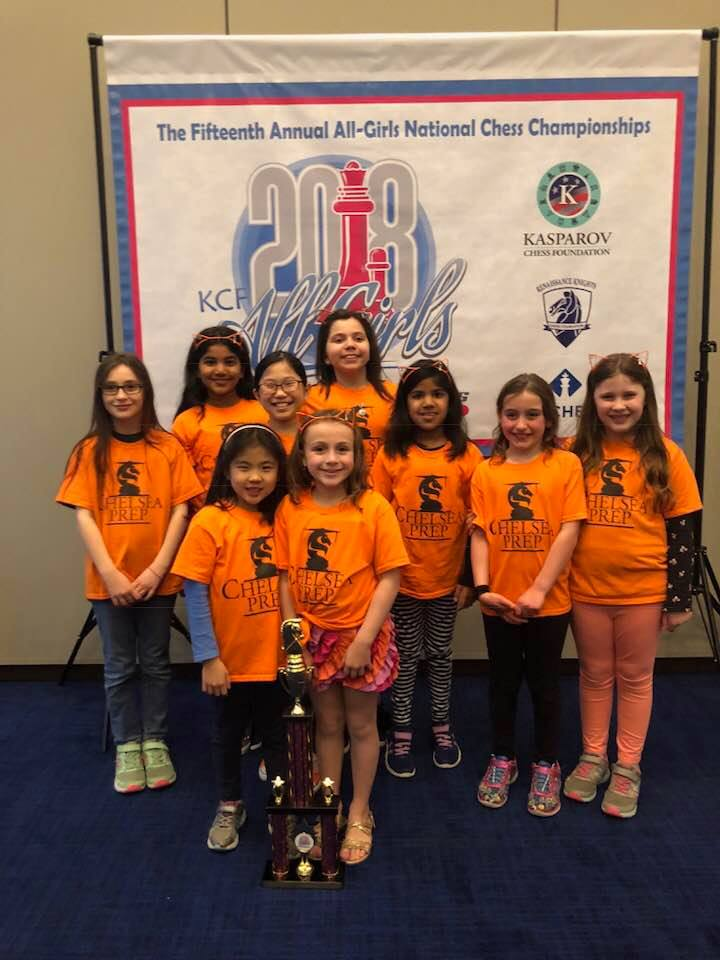 2018 All-Girls National Chess Championships | Chicago