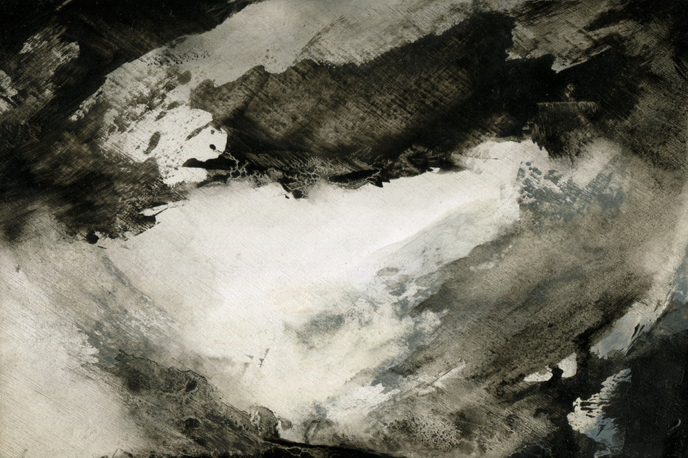 Untitled  15 x 10cm  Oil on Board