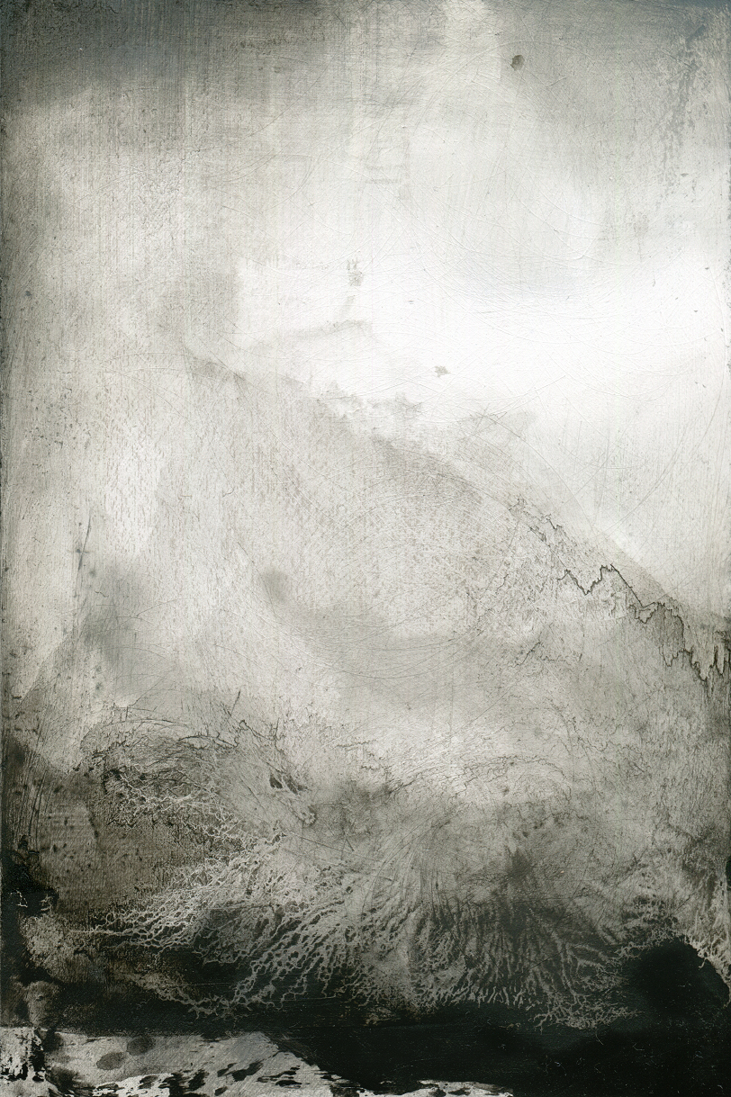Untitled  10 x 15cm  Oil on Board
