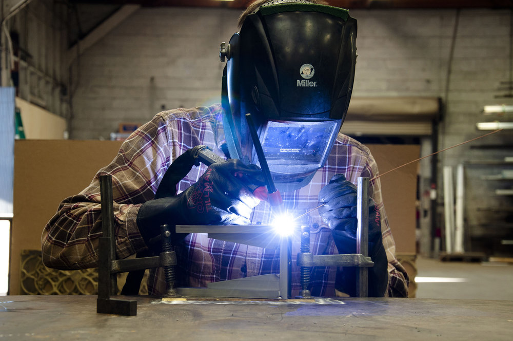 Fabrication - see more -