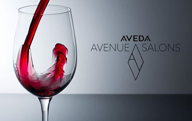 Enjoy a relaxing glass of wine at your next appointment, available now at our Whyte Ave location ❤ . . . #hair #yeghair #edmontonhair #hairsalon #hairstyles #edmontonsalon #yeg #yeggers #igyeg #avenuesalon #avenuesalonedmonton #aveda #edmonton #avedaedmonton #sherwoodpark #sherwoodsalon #sherwoodparkhair #sherwoodhair #modernsalon #livedinhair #hairdresser #worldofhairdressers #edmontonstyle #yegstylist #edmontonfashion #edmontonhair #behindthechair #licensedtocreate
